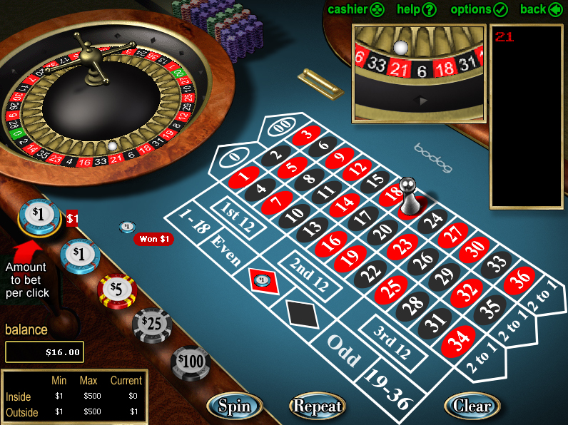 online casino poker european roulette casino