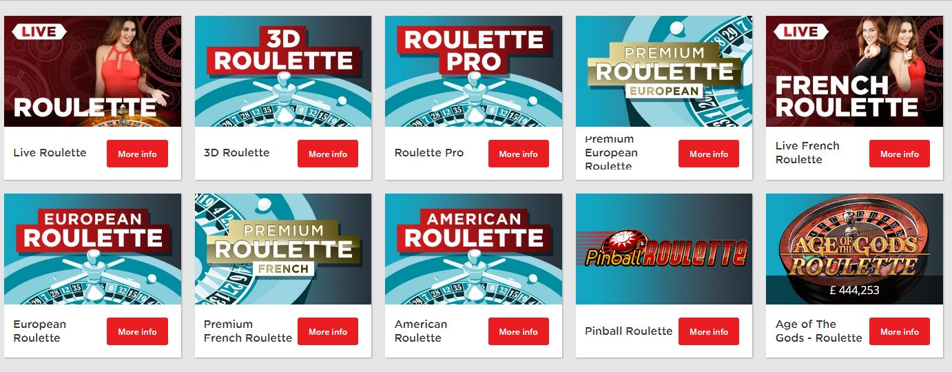 Play roulette online free 888